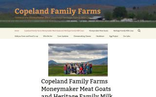 Copeland Family Farms