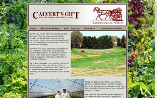 Calverts Gift Farm