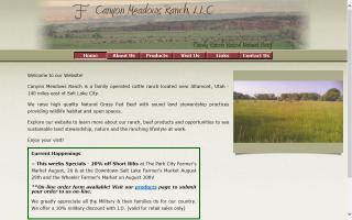 Canyon Meadows Ranch, LLC.