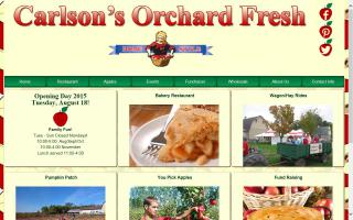 Carlson's Orchard Bakery