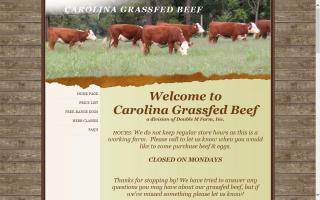 Carolina Grassfed Beef