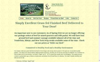 Cates Family Farm