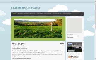 Cedar Rock Farm