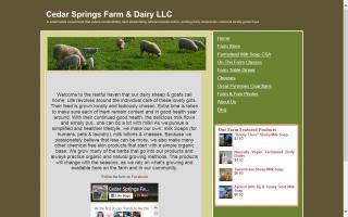 Cedar Springs Farm