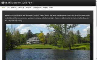 Charlies Gourmet Garlic Farm