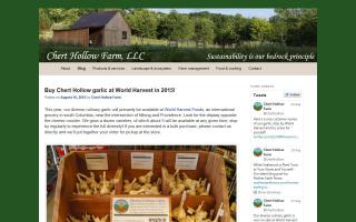 Chert Hollow Farm