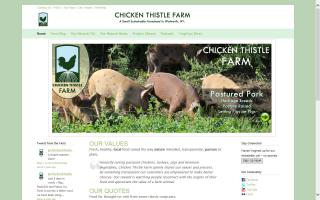 Chicken Thistle Farm