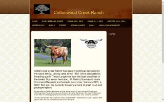 Cottonwood Creek Ranch
