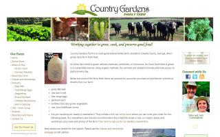 Country Gardens Farm and Nursery