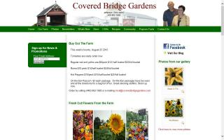 Covered Bridge Gardens