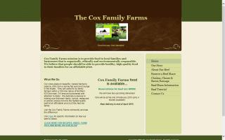 The Cox Family Farms