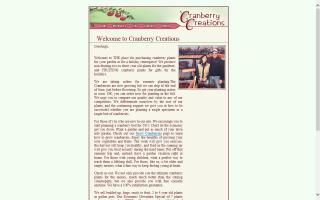 Cranberry Creations