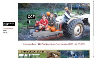 Crosscreek Farm