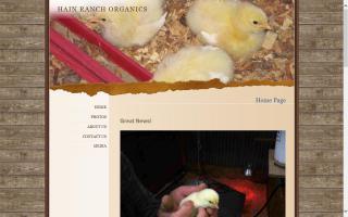 Hain Ranch Organics
