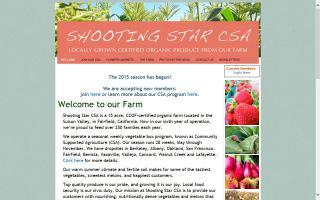 Shooting Star CSA