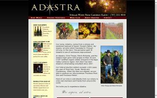 Adastra Vineyards