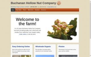 Buchanan Hollow Nut Company