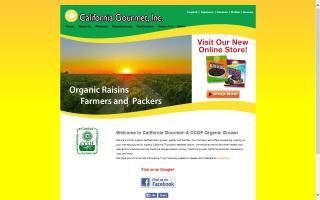 All Natural Organic Raisins and Snacks– California Gourmet