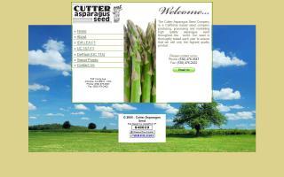 Cutter Asparagus Seed