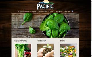 Pacific International Marketing / Dynasty Farms, Inc