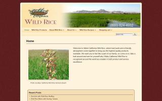 Gibbs-California Wild Rice