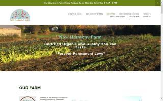 New Harmony Farm
