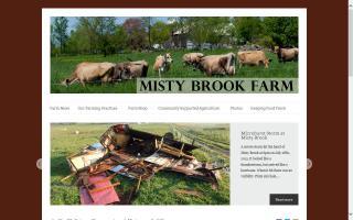 Misty Brook Farm