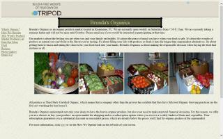 Brenda's Organics