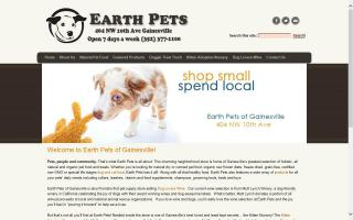 Earth Pets Organic Feed and Garden