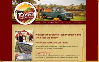 Brown's Farms
