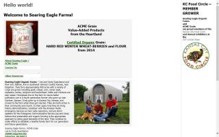 ACME Grain / Soaring Eagle Organic Farms