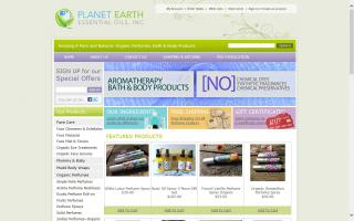 Planet Earth Essential Oils