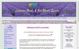 BJ's Lavender Farm