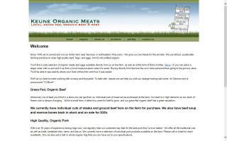 Keune Organic Meats