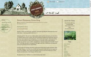 Sweet Harmony Farm, LLC