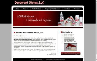 Deodorant Stones, LLC