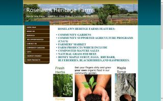 Roselawn Heritage Farms