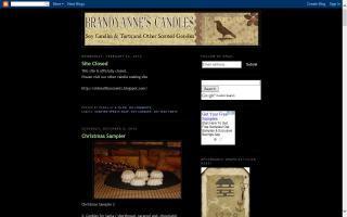 Brandyanne's Candles