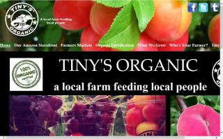 Tiny's Organic