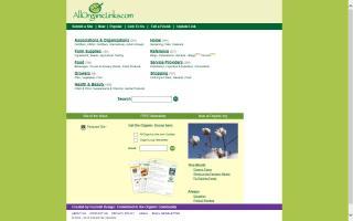 All Organic Links