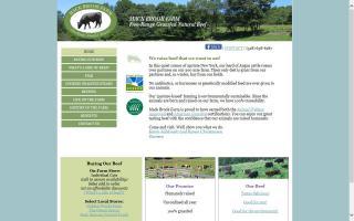 Mack Brook Farm