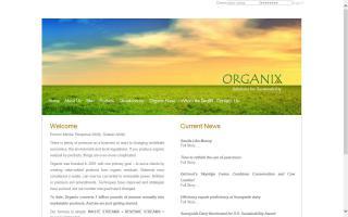 Organix, Inc.