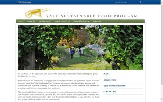 Yale Sustainable Food Project