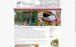 Frey Vineyards, Ltd.