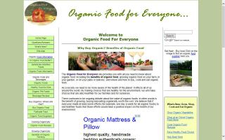 Organic Food for Everyone