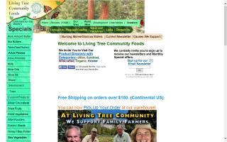 Living Tree Community Foods, Inc.