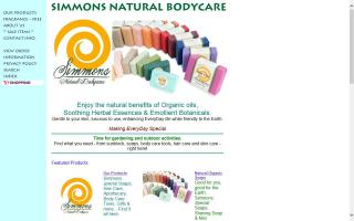Simmons Natural Bodycare