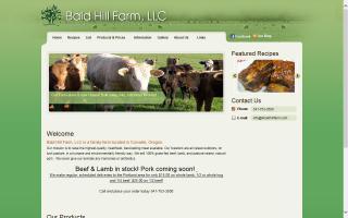 Bald Hill Farm, LLC.