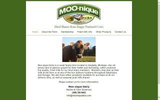Moo-nique Dairy