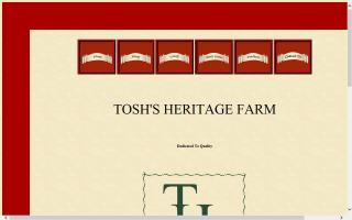 Tosh's Heritage Farm